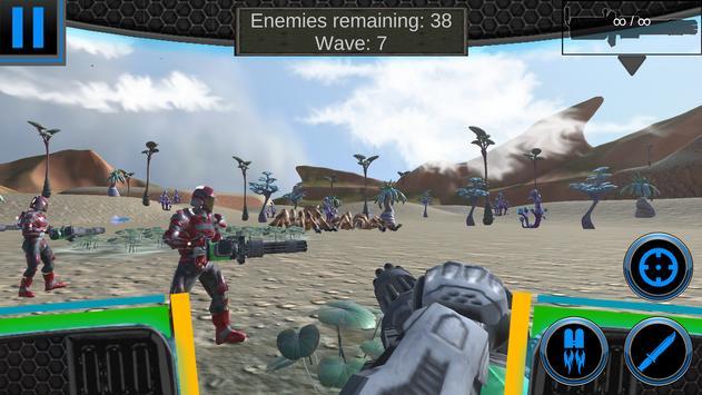 Starship Troops screenshot 10