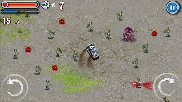 Zombie trucks Death Race screenshot 6