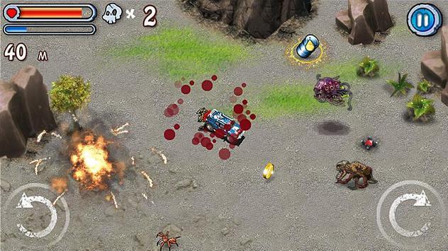 Zombie trucks Death Race screenshot 13