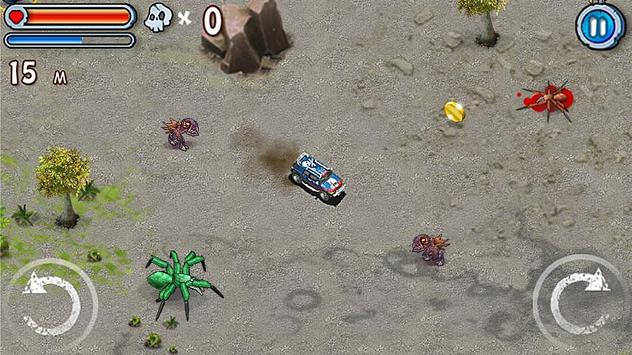 Zombie trucks Death Race screenshot 2