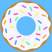 Jumping Donuts! icon