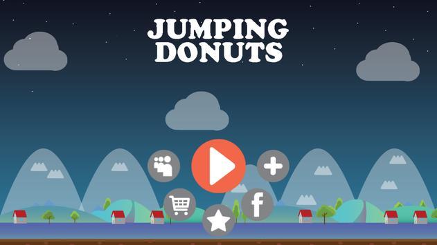 Jumping Donuts! poster