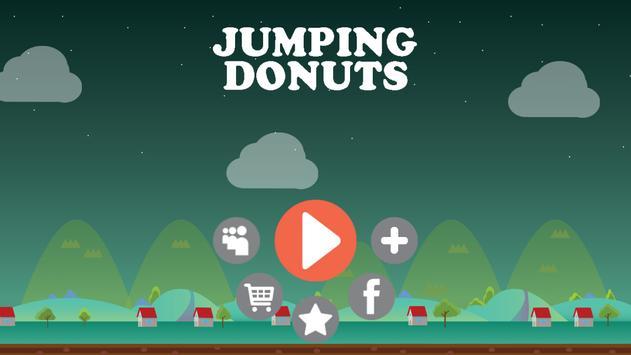 Jumping Donuts! apk screenshot