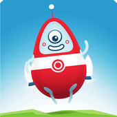 Smart Egg - 3D labyrinth tower icon