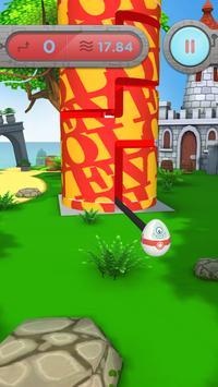 Smart Egg - 3D labyrinth tower screenshot 10