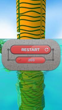 Smart Egg - 3D labyrinth tower screenshot 12
