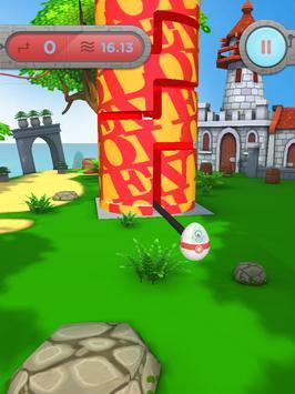 Smart Egg - 3D labyrinth tower screenshot 1