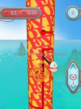 Smart Egg - 3D labyrinth tower screenshot 2
