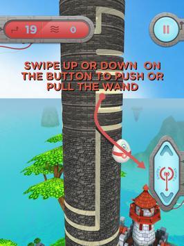 Smart Egg - 3D labyrinth tower screenshot 5