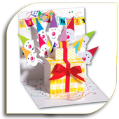 Pop Up Cards icon