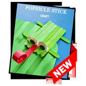 Popsicle Stick Craft icon