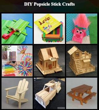 Popsicle Stick Craft poster