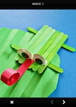 Popsicle Stick Craft screenshot 1