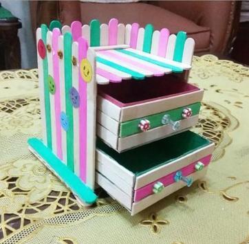 Popsicle Stick Craft Ideas screenshot 2