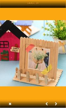 Popsicle Stick Crafts apk screenshot