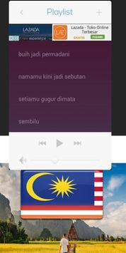 Lagu Malaysia Dahulu mp3 apk screenshot