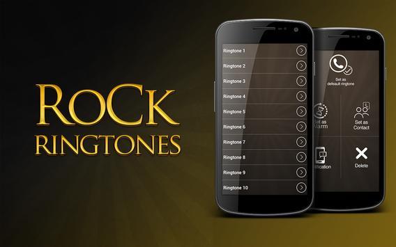 Top Rock Ringtones poster