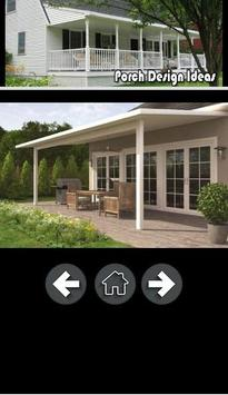 Porch Design Ideas screenshot 4