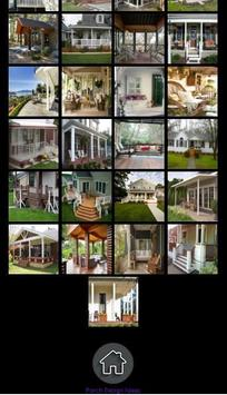 Porch Design Ideas screenshot 3
