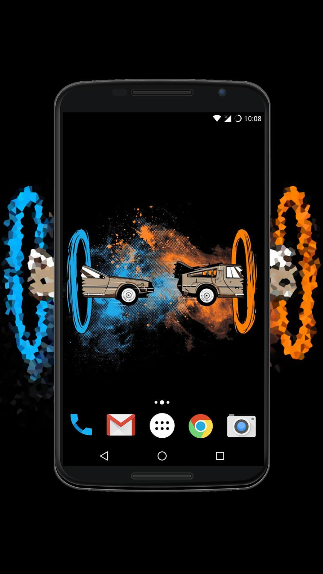 Portal 2 Wallpapers For Android Apk Download