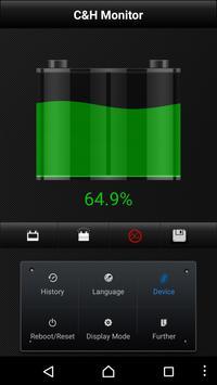 BattEye Battery Monitor apk screenshot