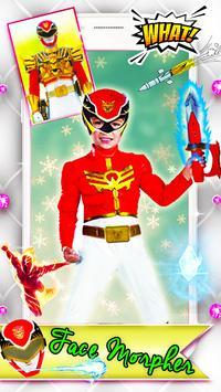 Poster Rangers Face Morpher