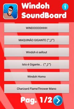 Windoh SoundBoard poster