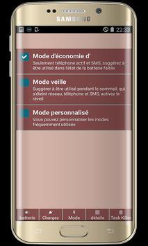 Violet_Battery for Saver apk screenshot