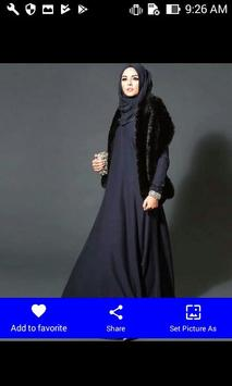 Abaya Hijab Styles screenshot 8