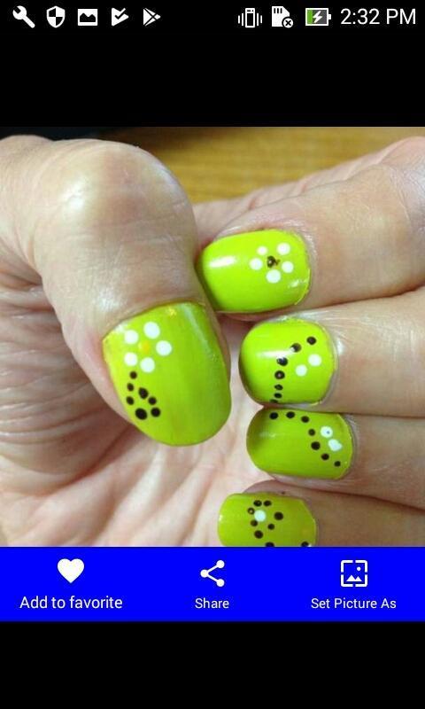 Esmalte de uñas verde Descarga APK - Gratis Estilo de vida ...
