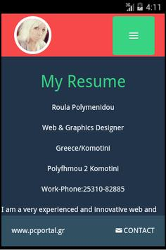 Roula Polymenidou apk screenshot