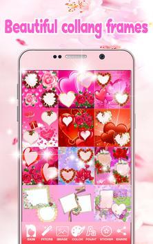 Love Collage captura de pantalla 1