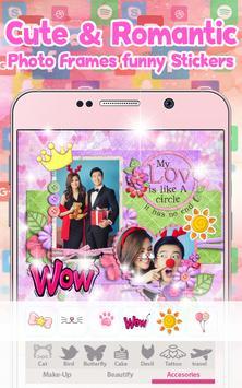 Love Collage captura de pantalla 2