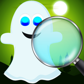 ghost detector game 2 icon