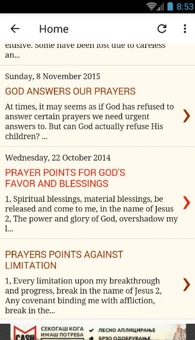 Prayer Addict for Android - APK Download