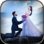 The idea of pre wedding pose icon
