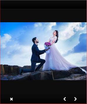The idea of pre wedding pose screenshot 2
