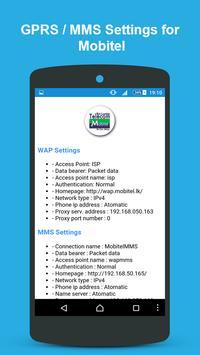 GPRS MMS Settings (beta) screenshot 2
