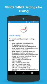 GPRS MMS Settings (beta) screenshot 3