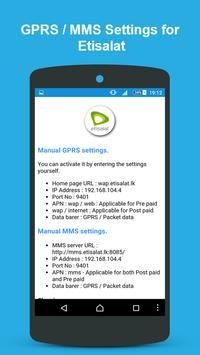 GPRS MMS Settings (beta) screenshot 4