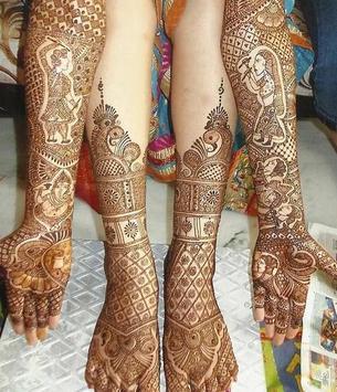 Ide Desain Henna screenshot 4