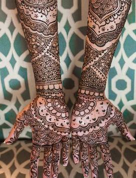 Ide Desain Henna screenshot 5