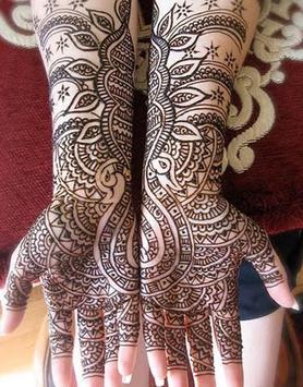 Ide Desain Henna screenshot 1