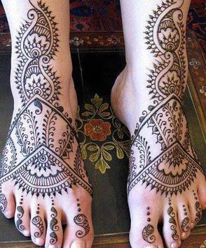 Ide Desain Henna screenshot 2