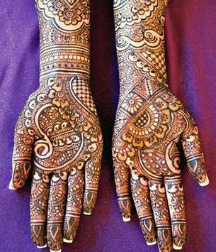 Ide Desain Henna screenshot 3