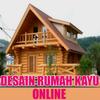 Desain Rumah Kayu Terbaru icon