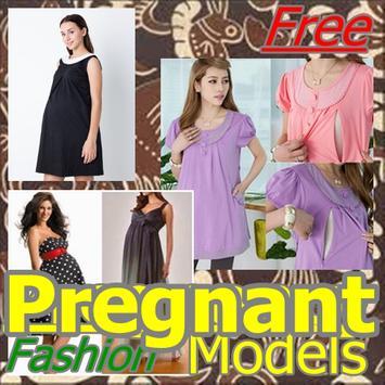 Pregnant Fashion Models poster