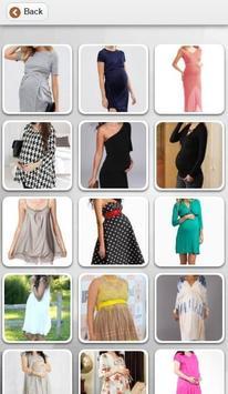 Pregnant Fashion Models screenshot 1