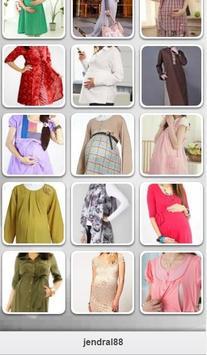 Pregnant Fashion Models screenshot 2