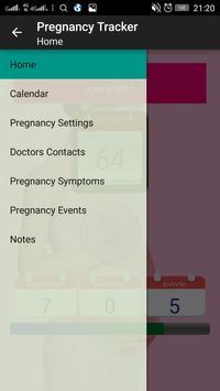 Pregnancy Tracker Pro apk screenshot